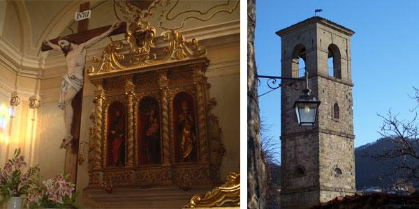chiesa San Pietro Castiglione Garfagnana ESCAPE='HTML'